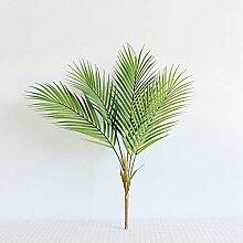 WSLDDD Simulation Grüne Pflanze Palmblätter Ins