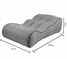 WSQ Aufblasbares Sofa Büro-Lunchbett Aufblasbares
