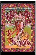 WSTDSM Janis Joplin Masse Konzert Klassische Rock