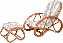 WSV : -35% Relaxsessel - Panama-Liegestuhl mit
