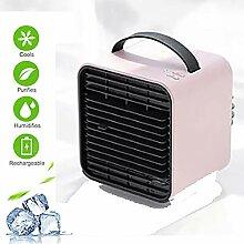 WT Mini Klimaanlage Ventilator, Persönlicher