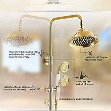 WTCHI Duschbrause European Lift Shower Set,