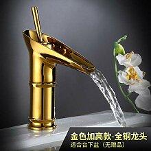 WTIANY Moderne Badezimmer-Wasserhahn Wasserhahn