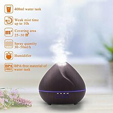 wuayi Luftbefeuchter Aroma Luftbefeuchter Indoor