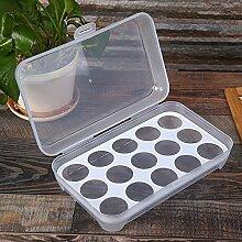 wudianzi Eierbox Kühlschrank Aufbewahrungsbox