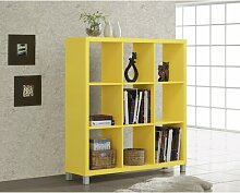 Würfel-Bücherregal ClearAmbient