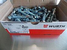 Würth Bolzenanker M10x140 Fixanker verzinkt 10 Stück W-FA/S