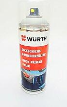 Würth Dickschicht-Grundierfüller grau (4046778390215) 400ml Grundierung