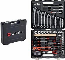 Würth Koffer Werkzeugkasten utenzili Worker 91pz