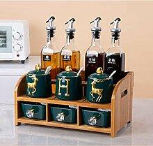 Würzen Storage Box Set Goldener Hirsch