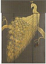WUFENG Bambus Rollo Schattierung Drucken