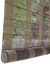 WUFENG Bambus Rollo Schattierung Hintergrund