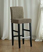 WUFENG Ergonomische Bar Hocker Bar Stuhl mit bequemer Rückenlehne, perfekt für Bar Küche Diner und gelegentliche Sitzplätze ( Farbe : B , größe : H3-115CM )