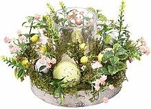 WUHUAROU Ostern Teelichthalter Osterkerzenhalter