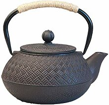 WUJIAN Teekannen Japanische Gusseisen Teekanne