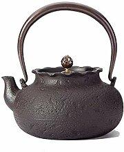 WUJIAN Teekannen Retro Teekanne Japanische