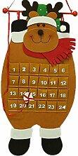 WuLi77 Adventskalender 2019 für Kinder,