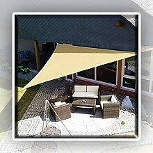 WULIL Sonnensegel Wasserdicht Sonnenschutz,