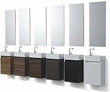 Wunderbad Gäste-WC Badmöbel Waschbecken mit
