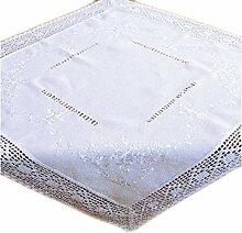 wunderschöne Tischdecke 85x85 cm mit Stil