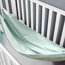 WUSHUN Hängematte für Babybett, Aktualisiert