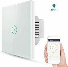 Wuudi Smart Alexa lichtschalter, Wlan Wifi Smart