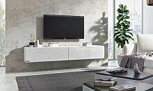 Wuun® TV Board hängend/8 Größen/5 Farben/200cm