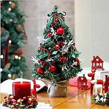 Wuwenw Mini-Weihnachtsbaum-Kleiner
