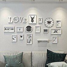 WUXK Im europäischen Stil Wohnzimmer Foto Wand
