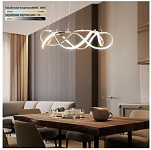 WUYAO Dimmbare LED-Pendelleuchte,