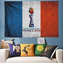 wuyue-Französische Flagge Französische