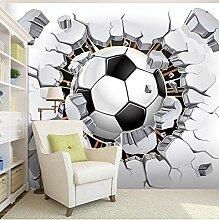 Wuyyii FototapeteWallpaper 3D Fußball