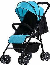 WUZHI Kinderwagen-Buggy-Kinderwagen - Mit Komplett