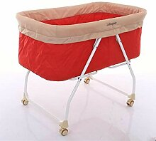 WWAVE Baby Bett Kinderbett Babybett tragbare Kind