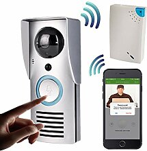 WWAVE WiFi-720p Video Türklingel Wireless Tür