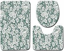 WWDDVH 3 Stücke Einfache Moderne Handgemalte Stil