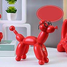 WWDS Nordische Ballon-Hund Ornamente,Kreativität