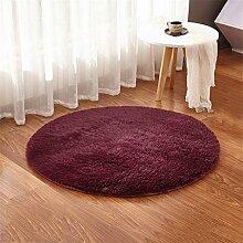 WWK BHK Runden Nicht verblassen Teppich Draht