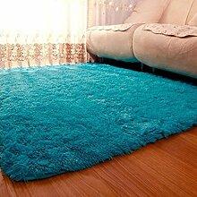 WWK BHK Seidenhaar Teppich Wohnzimmer Schlafzimmer
