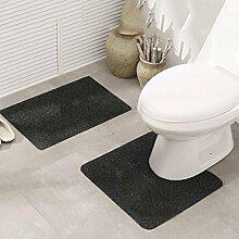 WWK BHK Türmatten Toilette Teppich U-Pad