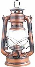 WWSUNNY Große Original Petroleumlampe,