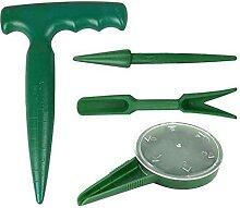 WWWL Gartenwerkzeuge 4 STK/Set Kit Mini Säder und