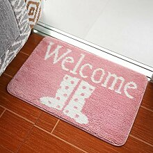 WXDD Fußmatten Badezimmer, Badmatte, Fußmatte,