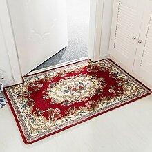 WXDD Fußmatten Fußmatte, Fußmatte, Teppich,