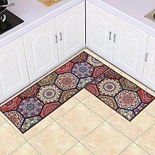 WXDD Küche Matte, Fußmatte, Tür Eintrag
