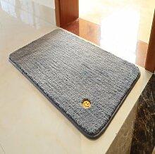 WXDD Teppich Matte, Fußmatte, Schlafzimmer Tür,