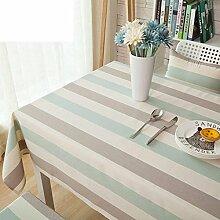 WXFC Tischdecke einfach Modernen nordischen Ikea