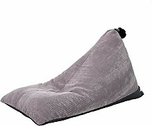 WXFN Lazy Lounger Sitzsack Aufbewahrung Stuhlbezug