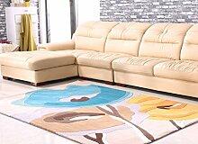 WXFO Teppiche Bettdecke Schlafzimmer im