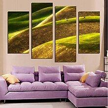 WXHYW Neue Set von 5 malerei wandkunst Wand Poster